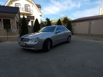 second-hand Mercedes CLK270