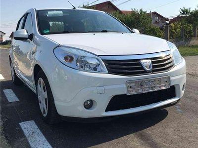 used Dacia Sandero 2009-11. 1.4i. 75ps
