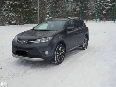 second-hand Toyota RAV4 2.2