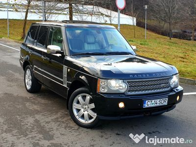 second-hand Land Rover Range Rover vogue 3.6 d