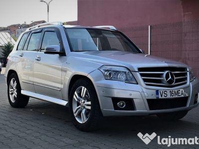 second-hand Mercedes GLK220 - 2010 - 170 CP - E5 - Automat - Impecabil