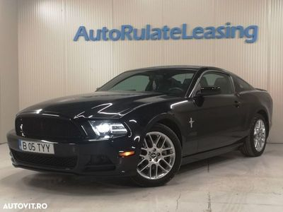 second-hand Ford Mustang din 2013