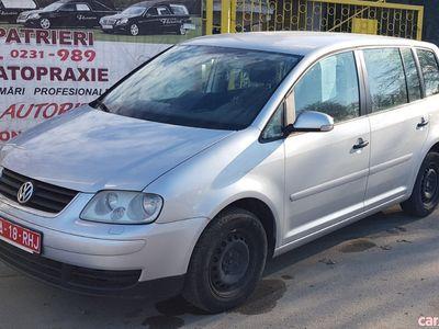 second-hand VW Touran 1.9, 2006