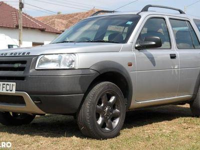 second-hand Land Rover Freelander 4x4, 2.0 Diesel, an 2004