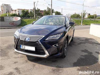 second-hand Lexus RX450h Luxury-Hibrid