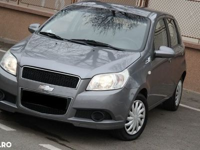 second-hand Chevrolet Aveo 1.2