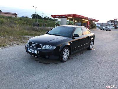 second-hand Audi A4 1.8benzină si gaz