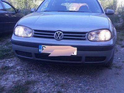 second-hand VW Golf IV 4. 1,4. 16v