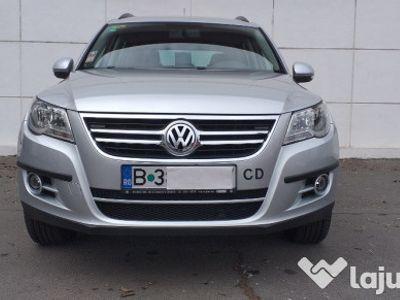 second-hand VW Tiguan 2010 1.4 tsi,4motion 156 cp 80 000 km