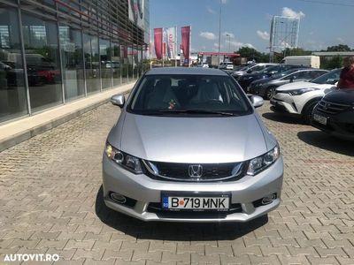 second-hand Honda Civic IX