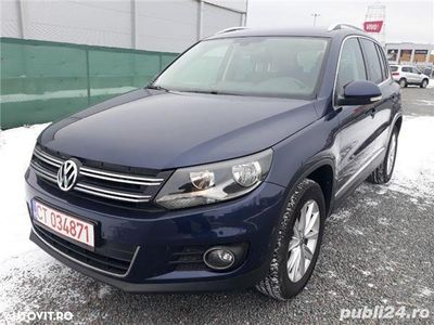 brugt VW Tiguan / 2.0 TDI 150 CP / Automata / Navigație / Rar Efecutat .