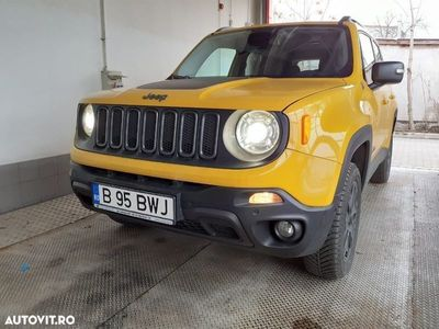 second-hand Jeep Renegade