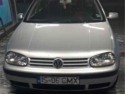 second-hand VW Golf IV diesel