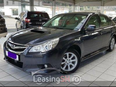 second-hand Subaru Legacy din 2012