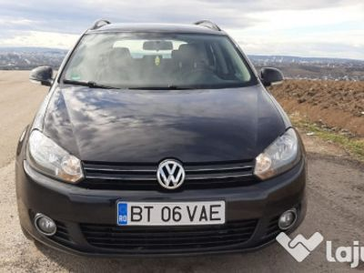 second-hand VW Golf VI -- Inmatriculat