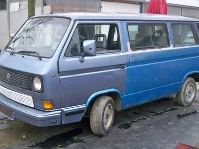 second-hand VW Multivan t3 defect