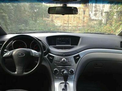 second-hand Subaru B9 Tribeca stare interioara si exterioara excelenta 2008