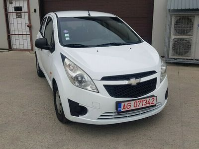 second-hand Chevrolet Spark 2010