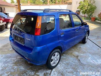 second-hand Subaru Justy