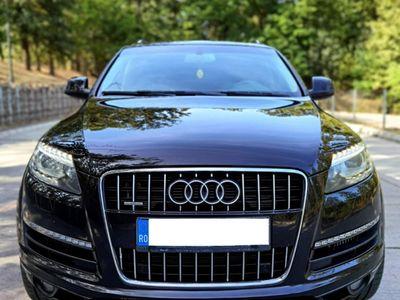 second-hand Audi Q7 2011