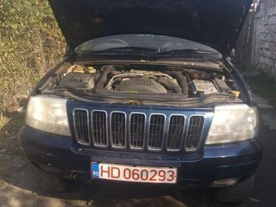 second-hand Jeep Cherokee