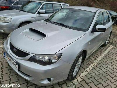 second-hand Subaru Impreza 2.0T-D
