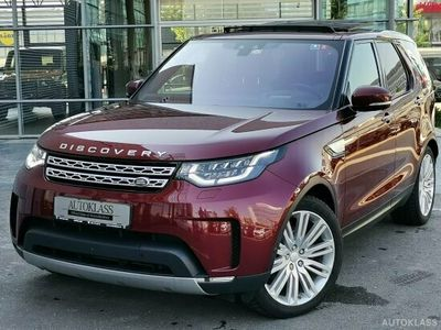 second-hand Land Rover Discovery DISCOVERY