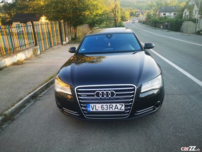 second-hand Audi A8L extra full soft clouse