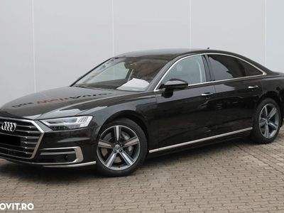second-hand Audi A8 55