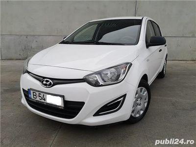second-hand Hyundai i20 klima 2014 benzina EURO 5 unic proprietar