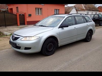 second-hand Mazda 6 an 2004