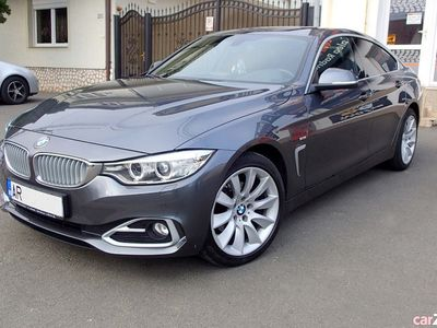 second-hand BMW 420 Seria 4 D, Grand Coupe, Facelift, (model 2015), X