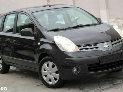 second-hand Nissan Note 1.4