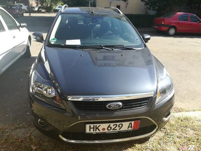 second-hand Ford Focus 1.6 TDCI-110CP, Euro 5