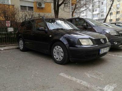 second-hand VW Bora combi