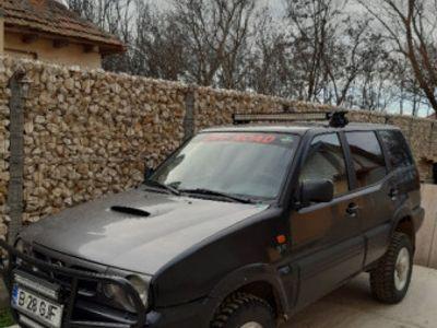 second-hand Nissan Terrano II