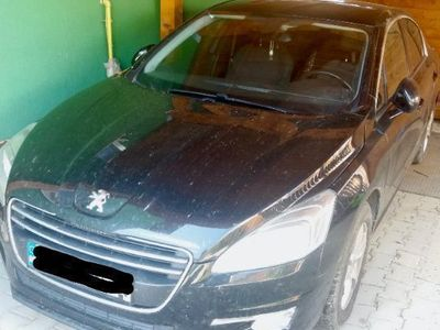 second-hand Peugeot 508