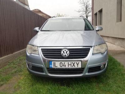 second-hand VW Passat 2.0 TDI