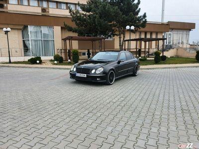 second-hand Mercedes E320 Amg Full option