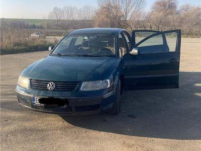 second-hand VW Passat B2