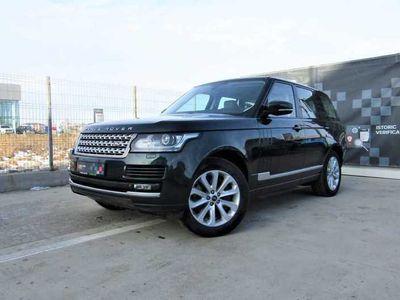 second-hand Land Rover Range Rover Vogue 2013