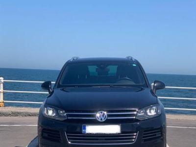 second-hand VW Touareg 2014 3.0 Full Option