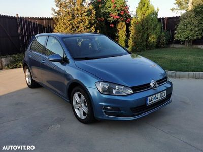 second-hand VW Golf VII 2.0