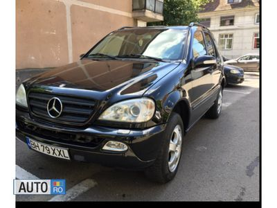 second-hand Mercedes ML270 61