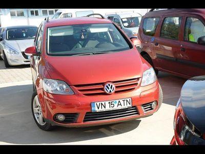 second-hand VW Golf Plus 5 United