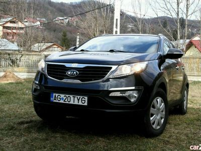 second-hand Kia Sportage 1.7