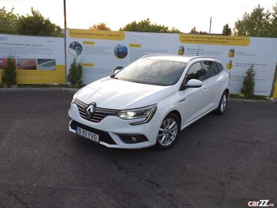 second-hand Renault Mégane IV (2017 cutie automat)FULL LED euro6