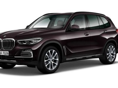 second-hand BMW X5 xDrive30d xLine