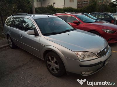 second-hand Ford Mondeo mk3 facelift, 131 cp, 6 trepte