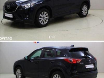 second-hand Mazda CX-5 2012 150 cp euro 6